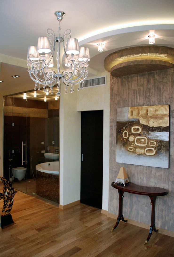 Квартира на Ружейном: Спальни в . Автор – Дизайн-студия «ARTof3L»