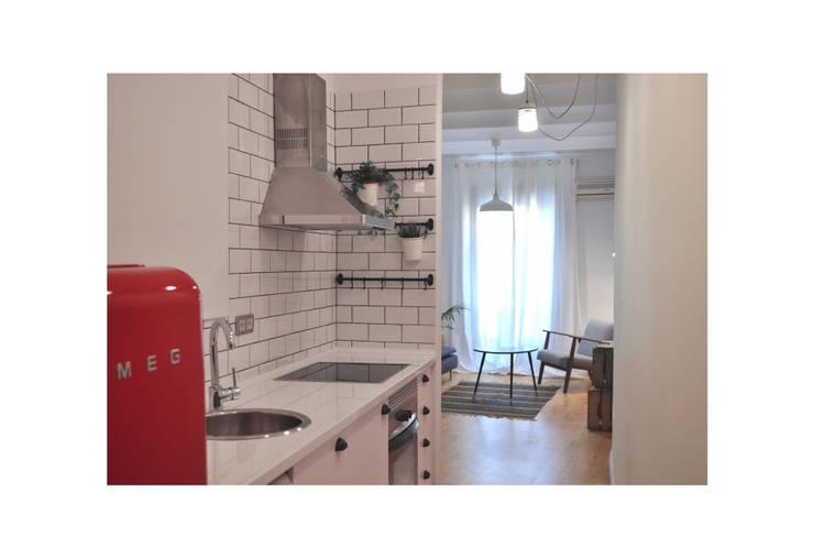 Projekty,  Kuchnia zaprojektowane przez SUIN design studio