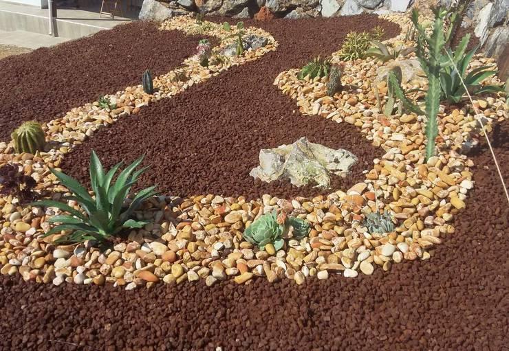 Jardín de estilo  por sihirlipeyzaj