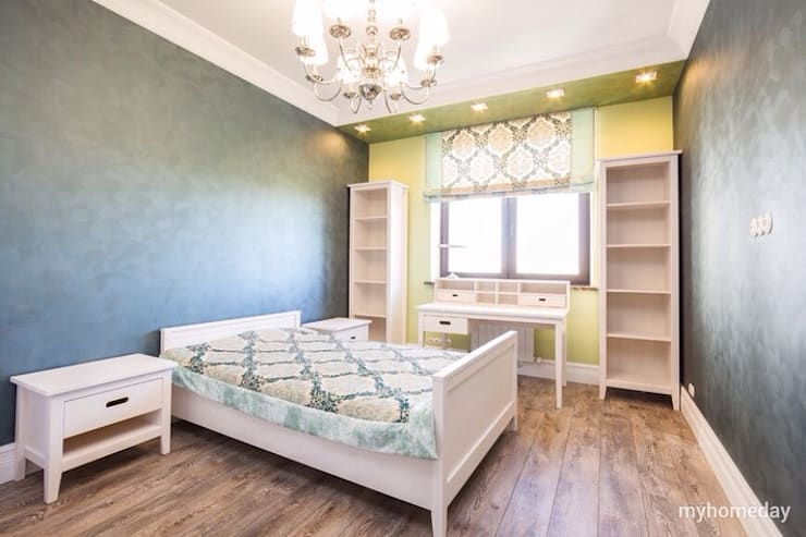 Воспоминание о прошлом: Детские комнаты в . Автор – Dara Design,