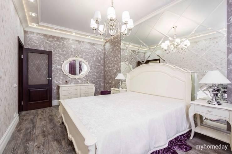 Воспоминание о прошлом: Спальни в . Автор – Dara Design,
