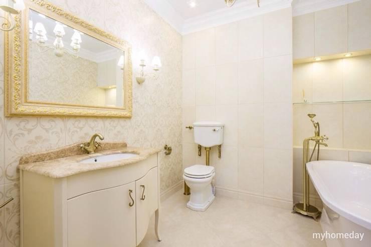 Воспоминание о прошлом: Ванные комнаты в . Автор – Dara Design,