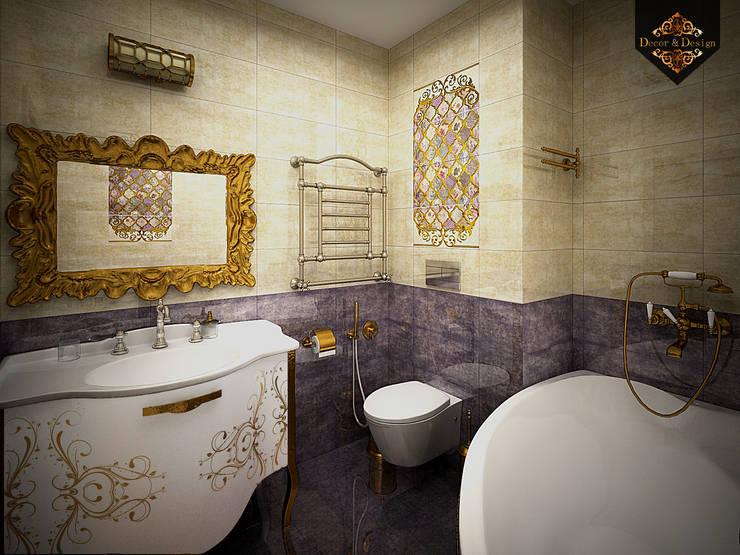 Bathroom by Decor&Design