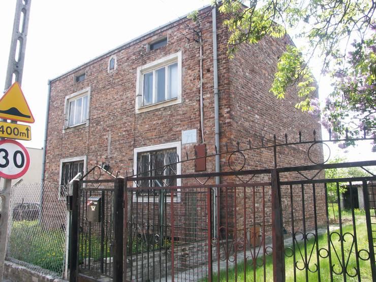 Przebudowa Domu : styl , w kategorii  zaprojektowany przez pracownia architektoniczno-konserwatorska festgrupa