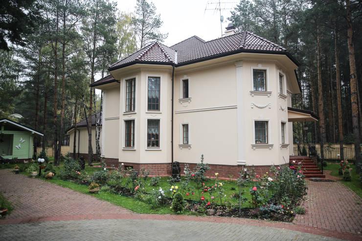 منازل تنفيذ Designer Olga Aysina