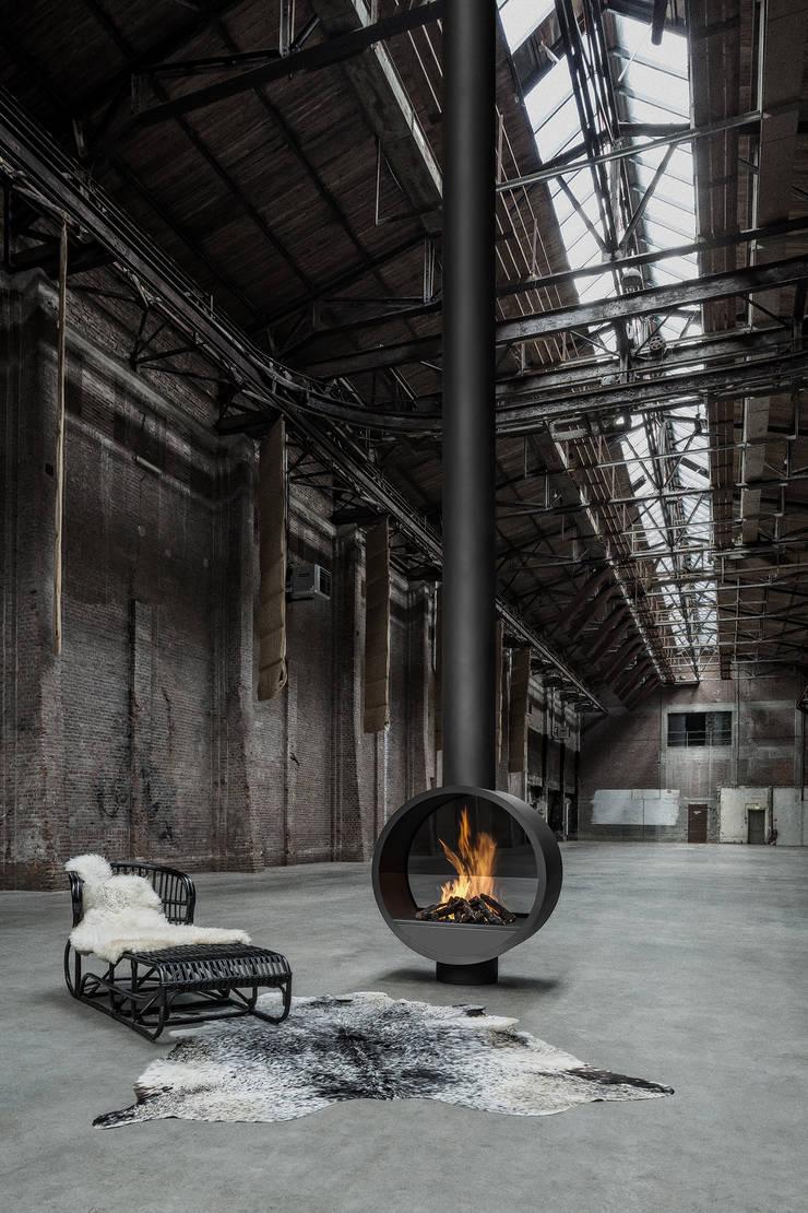 B.BLACK by boley:   door Boley, Industrieel Metaal