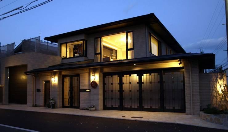 N邸 クラシカルな 家 の 一級建築士事務所 (有)BOFアーキテクツ クラシック