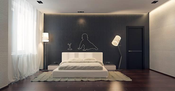 Quartos minimalistas por BIARTI - создаем минималистский дизайн интерьеров