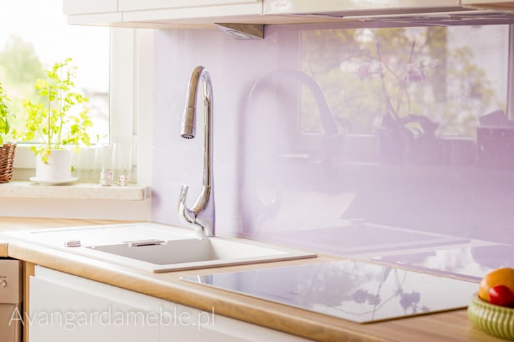 modern Kitchen by Sebastian Germak - Avangarda Meble