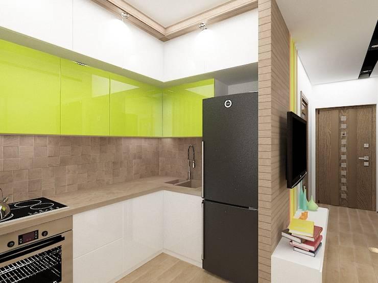 Кухни в . Автор – Дизайн студия Марины Геба