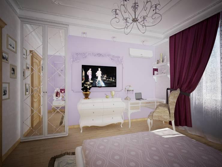 вечная классика: Детские комнаты в . Автор – Decor&Design