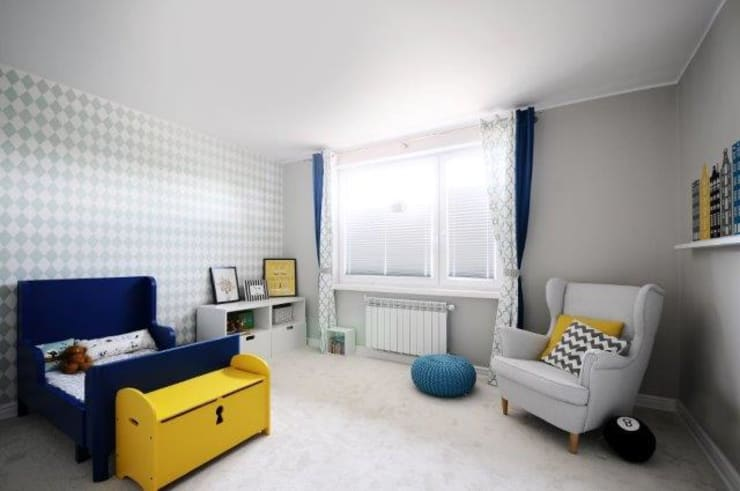 Nursery/kid's room by IDeALS | interior design and living store