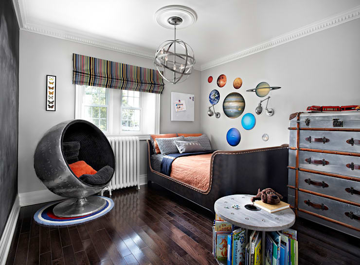 Nursery/kid's room by ANNA DUVAL