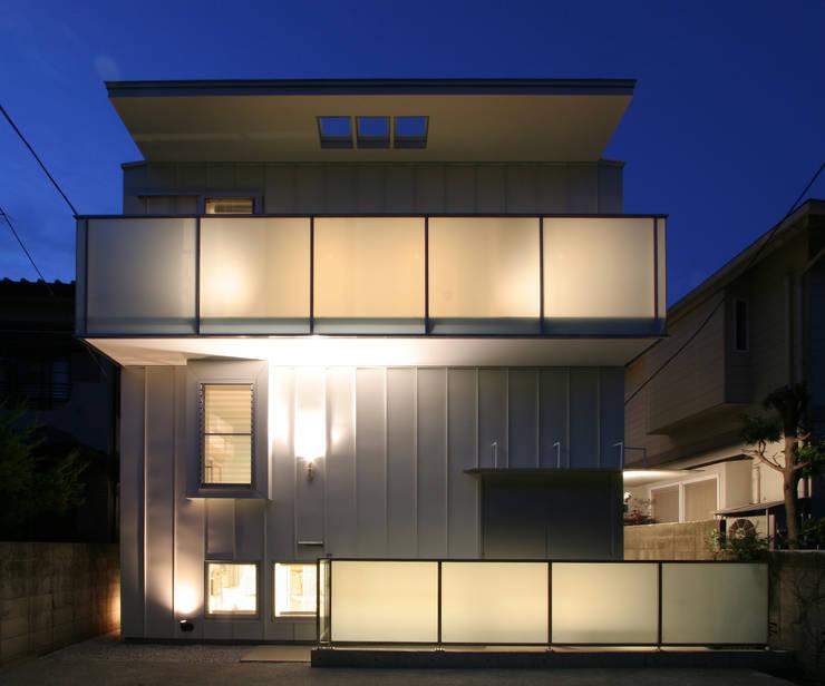 White Cube House: K. Shindo Architects and Associatesが手掛けた家です。
