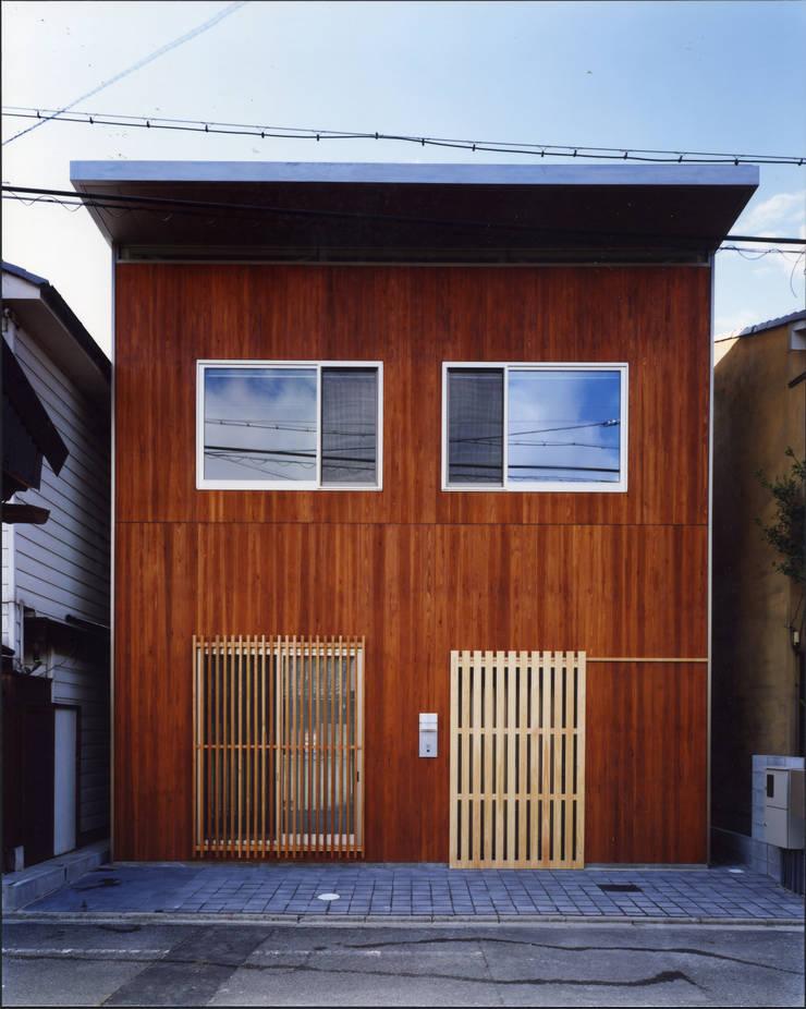 京都 伏見の家: boston-5が手掛けた家です。