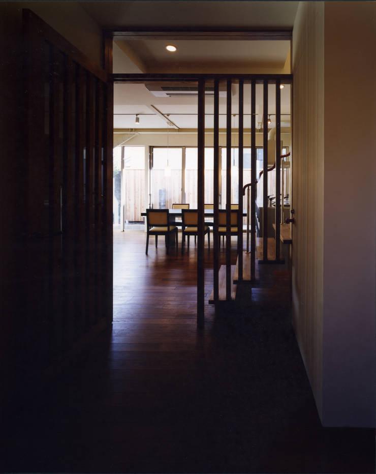 京都 伏見の家: boston-5が手掛けたダイニングです。