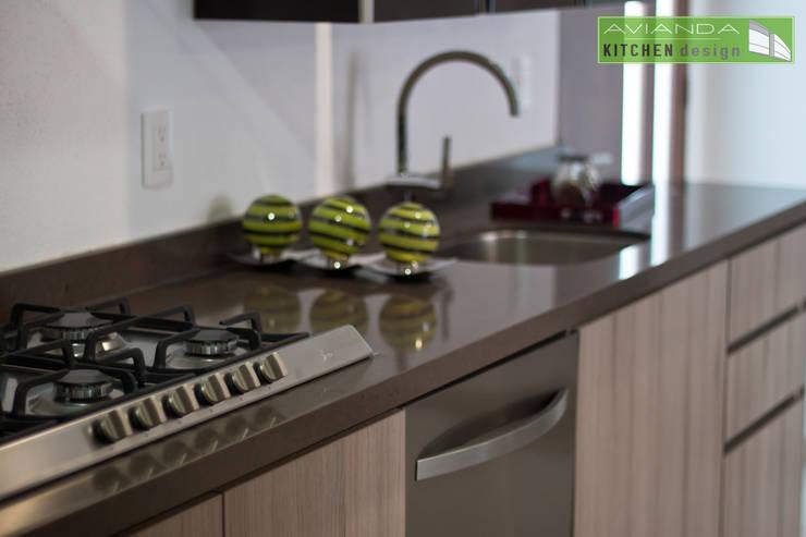 Avianda Kitchen Designが手掛けたキッチン