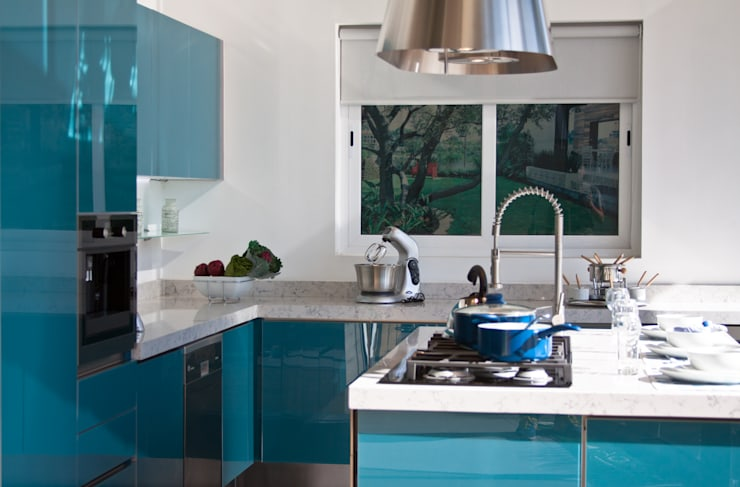 Cucina in stile  di Avianda Kitchen Design