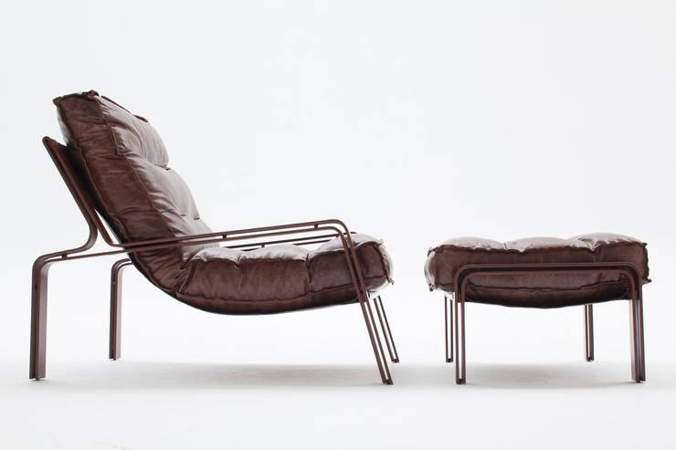 Poltrona Beppi: Sala de estar  por estudiobola