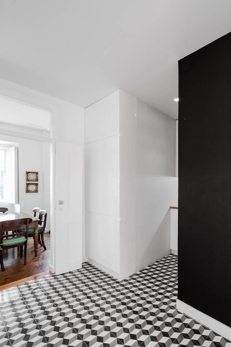 Кухни в . Автор – Vanessa Santos Silva | Arquiteta, Минимализм