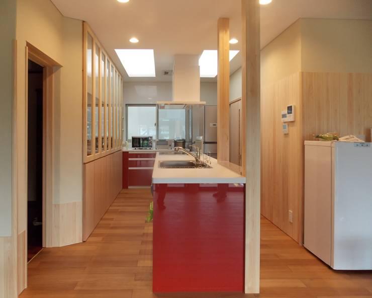 after キッチン: アンドウ設計事務所が手掛けたです。