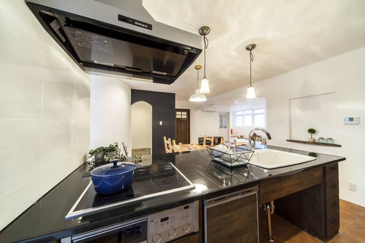Kitchen: 拡運建設株式会社が手掛けたです。