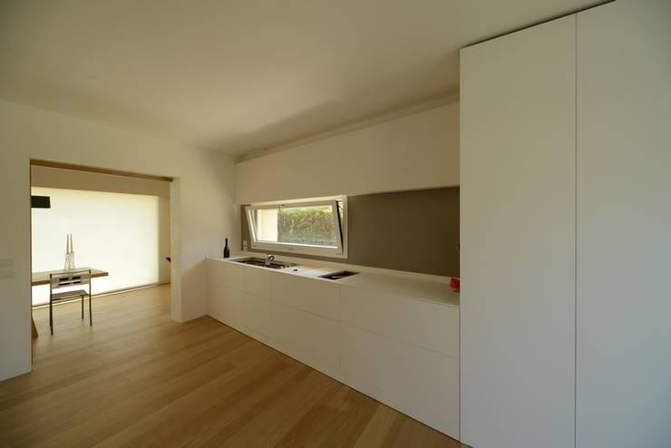 Cuisine de style  par Bongiana Architetture, Minimaliste