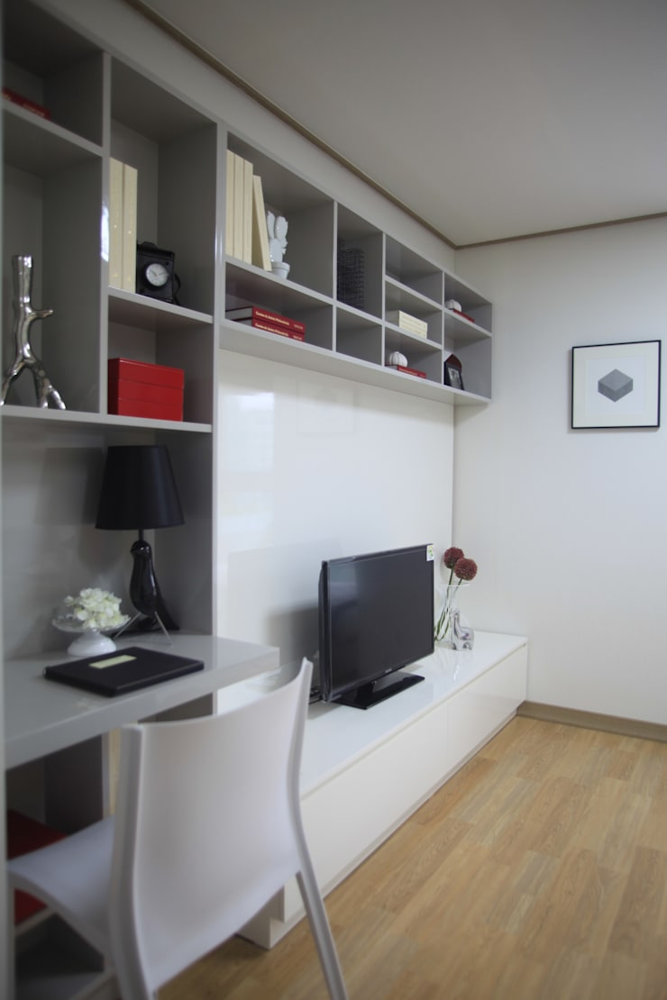 one room : design seoha의  거실,