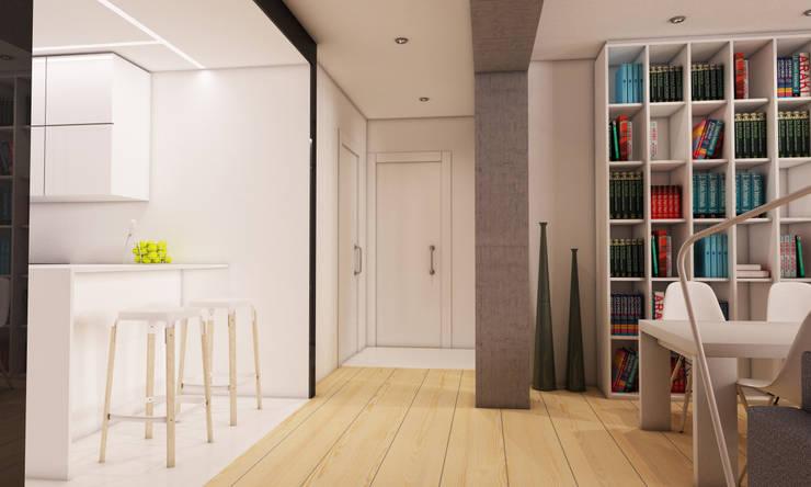 in stile  di auno50 interiorismo