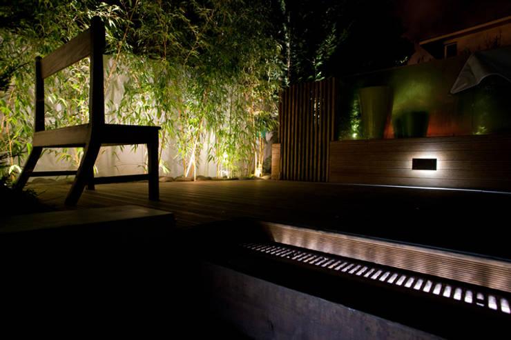 Exteriores Moradia ML - Restelo: Jardins  por Visual Stimuli