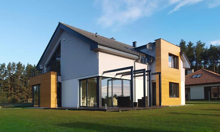 Moderne woning met een gezellig interieur