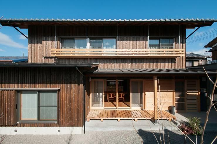 外観2 : shu建築設計事務所が手掛けた家です。