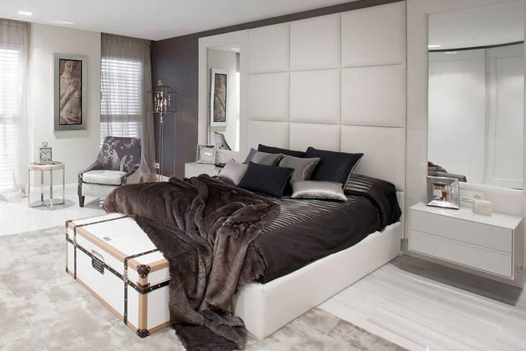 غرفة نوم تنفيذ INEDIT INTERIORISTAS