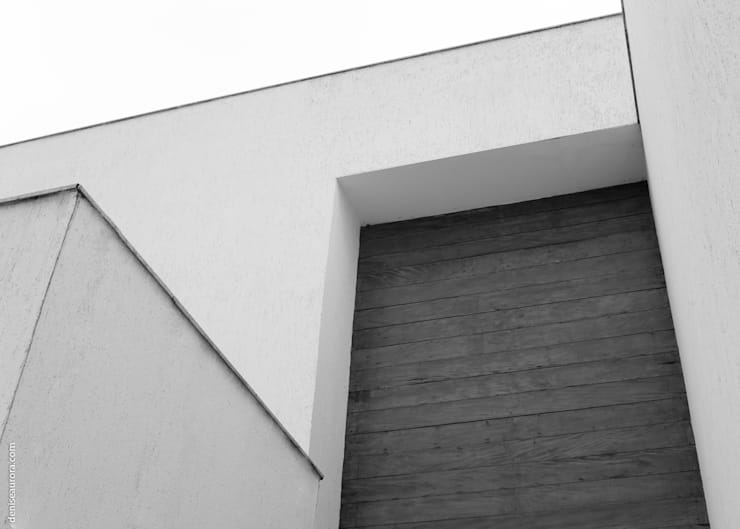 Casa Alphaville 1: Casas  por AURORA Arquitetura - Design 4 Stays,