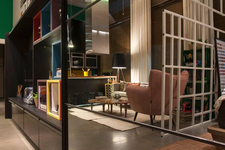 Loft : Quartos  por Pulse Arquitetura,