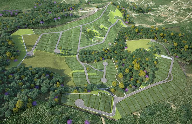 projeto: Casas  por Myr Projetos Sustentáveis