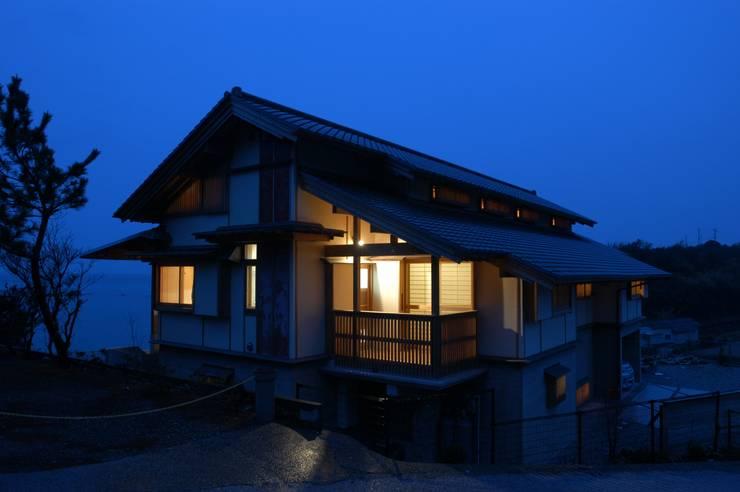 .: 徳弘・松澤建築事務所が手掛けた家です。