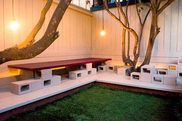 Jardim  por ENFOQUE CONSTRUCTIVO