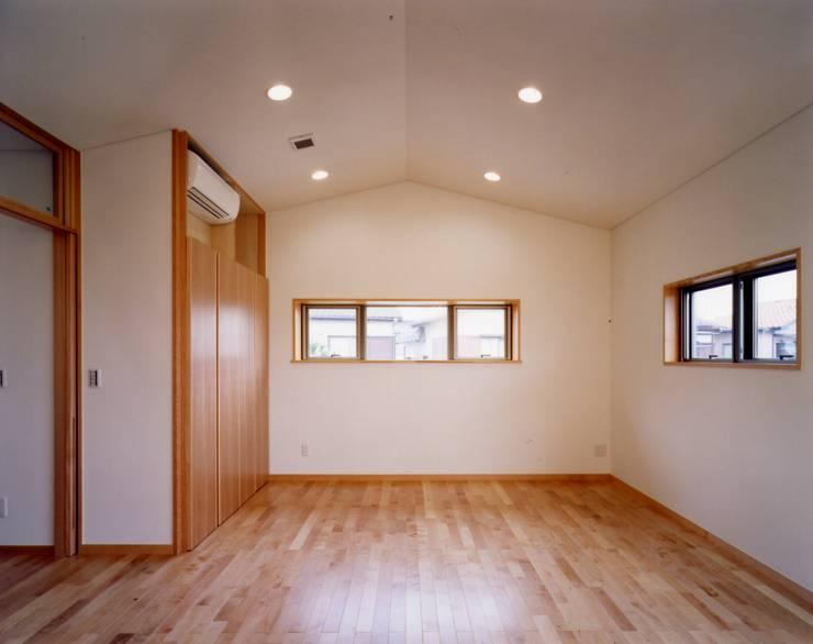 Детские комнаты в . Автор – 池野健建築設計室