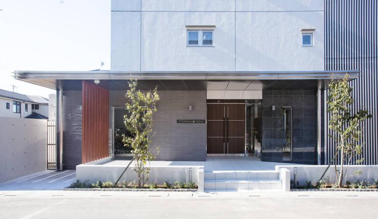 L' Allure Mellem: 池野健建築設計室が手掛けた家です。