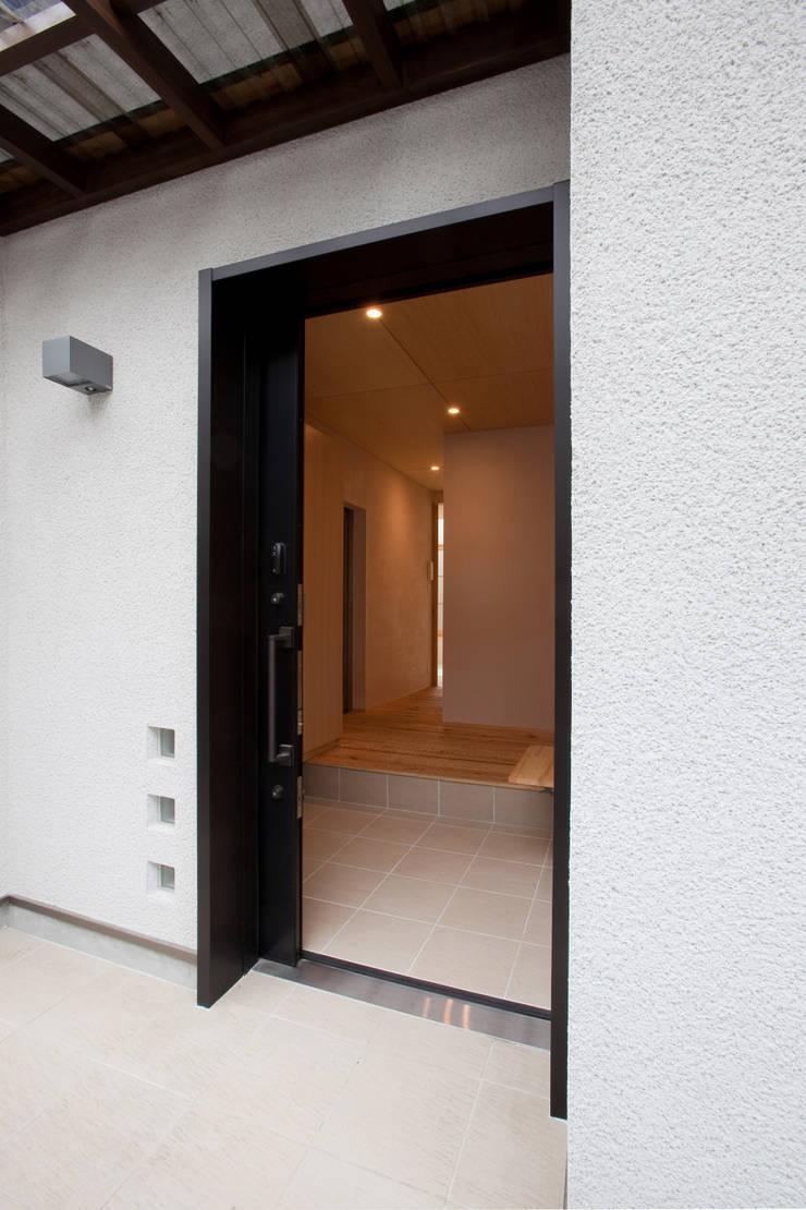 高槻の家: 株式会社 atelier waonが手掛けた家です。,