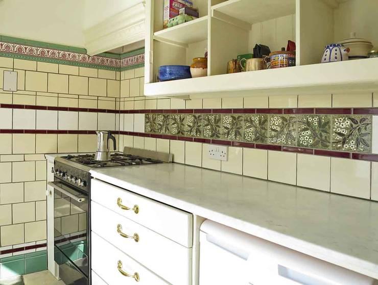 Nhà bếp by Paul D'Amico Remodels