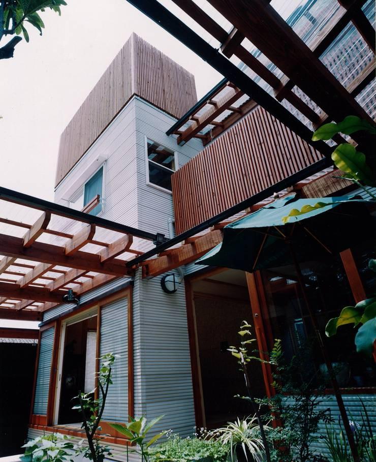 南上町の家: 株式会社 atelier waonが手掛けた家です。,