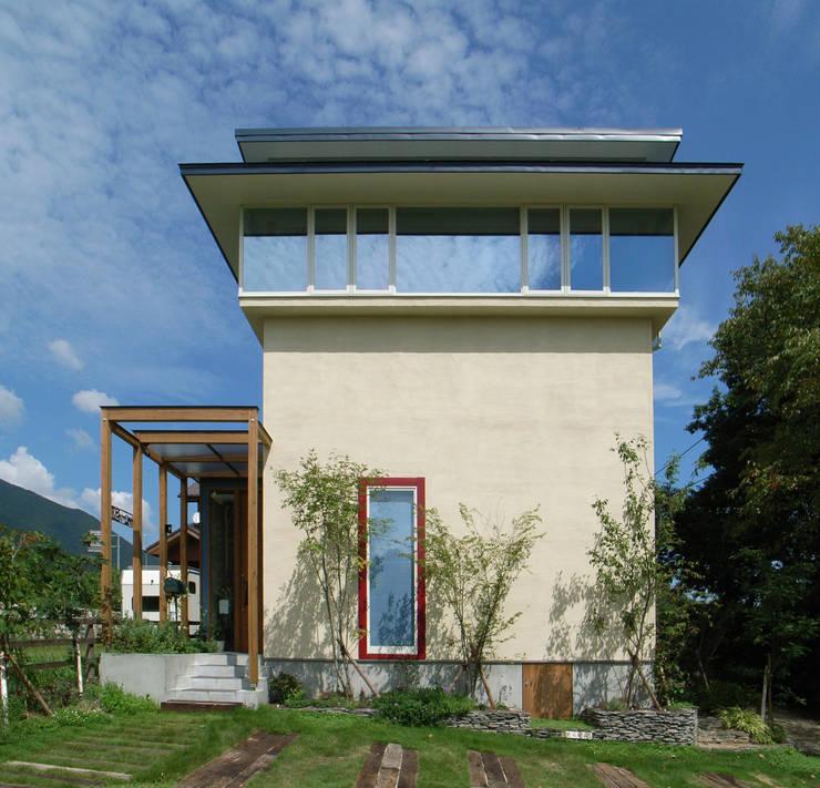 skog: 株式会社 atelier waonが手掛けた家です。