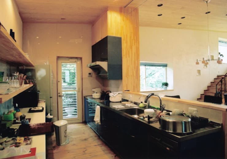 skog: 株式会社 atelier waonが手掛けたキッチンです。
