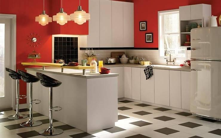 Tadilat Şirketleri  – Mutfak Tasarımları: eklektik tarz tarz Mutfak