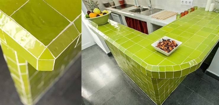 مطبخ تنفيذ Mosaic del Sur