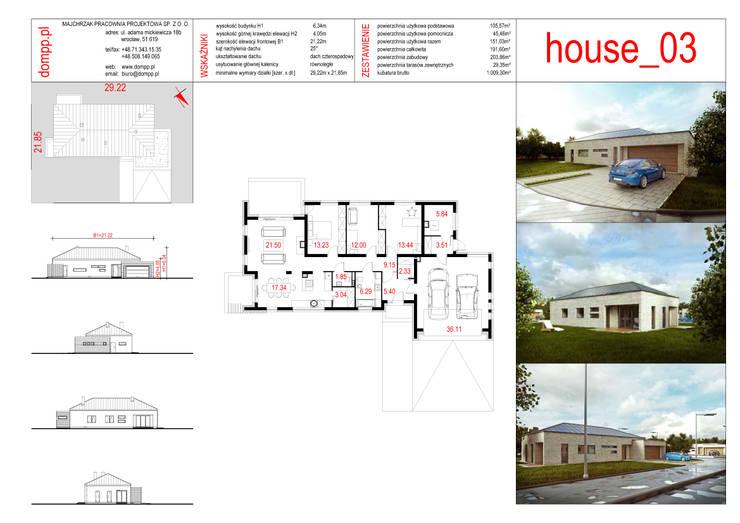 Projekty,   zaprojektowane przez homify