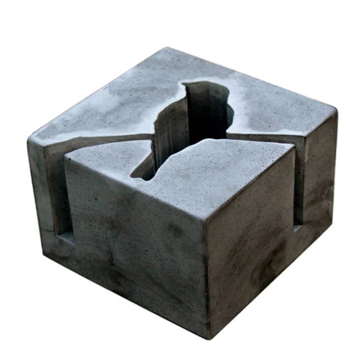 콘크리트 티워머 : M111 DESIGN의 현대 ,모던 콘크리트