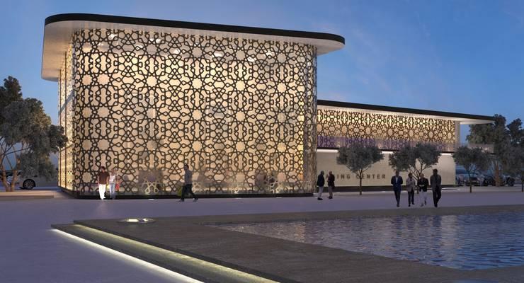 Медицинский центр в Каире: Больницы в . Автор – Архитектурное бюро DR House